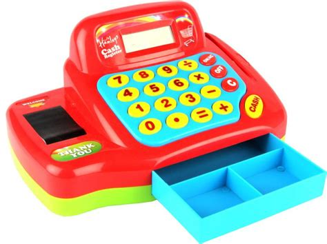 Cash Register . Shop For Hamleys Products In India. Toys For 3-7 Years Drawer Slides Melbourne Open App Vanity With Lots Of Drawers Latches For Boats Baby Change Table Library Card Sale Push Button Cash 50 Cm Wide Chest