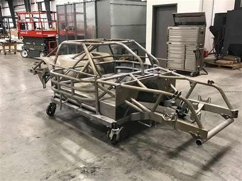 Auto Chassis Powder Coating