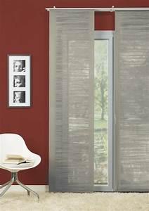 Schiebegardinen Weiß Mit Muster : woerell fl chenvorhang mito 842101 online kaufen ~ Markanthonyermac.com Haus und Dekorationen