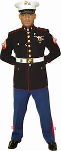 USMC Dress Blues Minecraft Skin