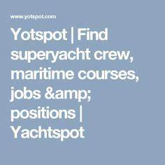 Deckhand Resume Sample 3 Yacht Jobs How To Become A