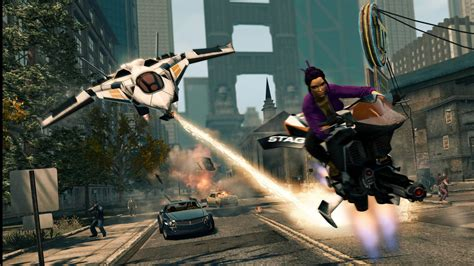 Saints Row The Third Review (ps3)  The Average Gamer