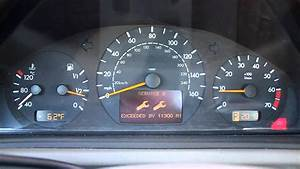 Effacer Defaut Srs Mercedes : 2000 mercedes benz clk class start up srs airbag light on youtube ~ Melissatoandfro.com Idées de Décoration