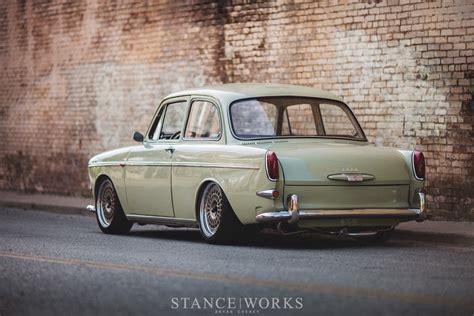volkswagen type 3 nothing of paul holst s 1965 volkswagen type 3 notchback stanceworks