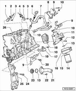 Volkswagen Workshop Manuals  U0026gt  Golf Mk4  U0026gt  Engine  U0026gt  4
