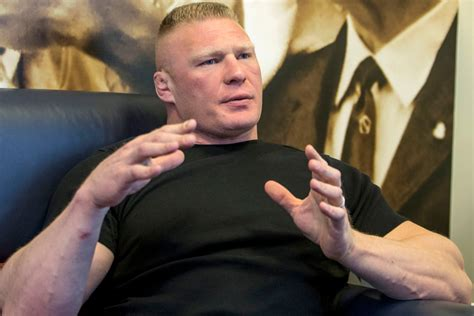 Ex Ufc Champ Brock Lesnar Retires From Mma Re Signs With Wwe