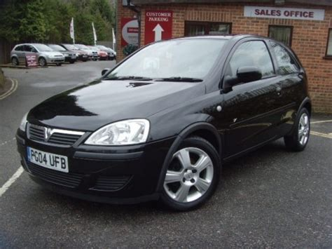 vauxhall corsa 2004 2004 vauxhall corsa photos informations articles