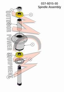 Bad Boy Mowers 2016 Zt Elite Spindle Assembly