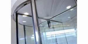 Besam Porte Automatique : portes tournantes compactes de assa abloy assa abloy ~ Premium-room.com Idées de Décoration