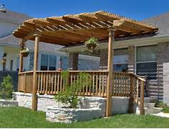 To House Wood Pergola Plans Helda Site Furnitures Home Design Pergola Designs Upfront How To Build A Wood Pergola In A Few Simple Cedar Pergola A Cedar Pergola Offers Shade To An Outdoor Dining Area Wood Pergola Kits Patio