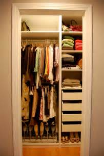 humble closet design in personal style stunning small