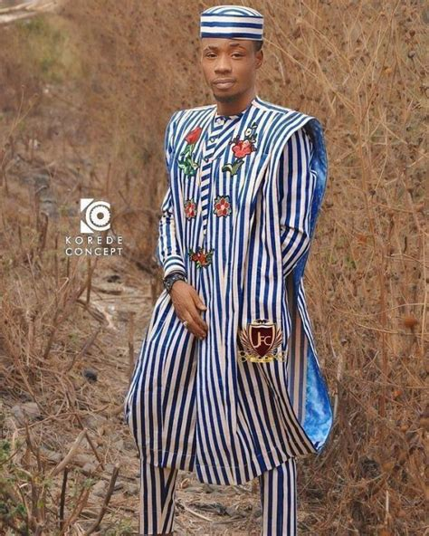 Latest Native Styles For Males Nigerian Mens Site