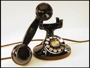 Western Electric 202 - Telephonearchive Com