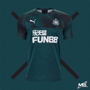 Nike Jersey Size Chart Puma Newcastle United Fc Away 2019 20 Stadium Jersey