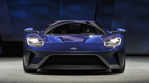 Ford Car : Ford Gt Is Officially Ford's Fastest Production Car Ever