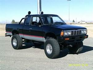 Find Used 1986 Nissan 720 Sport Truck King Cab Pickup 2