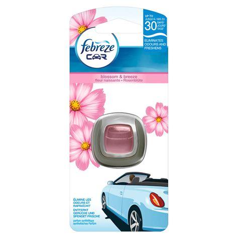febreze car air freshener blossom breeze bm