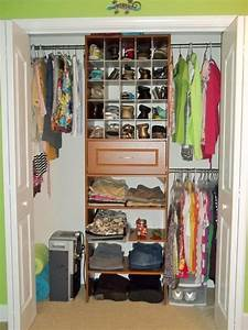 apartment bedroom small closet design ideas how to With stunning small closet organization ideas