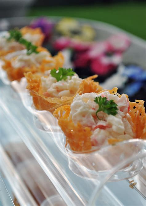 canape cups recipes parmesan cups for simple canapes by duhlicious