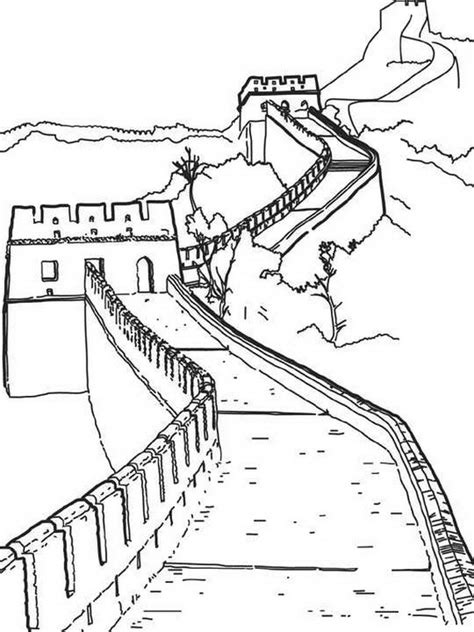 coloring pages  ancient wonders   world family holidaynetguide  family holidays