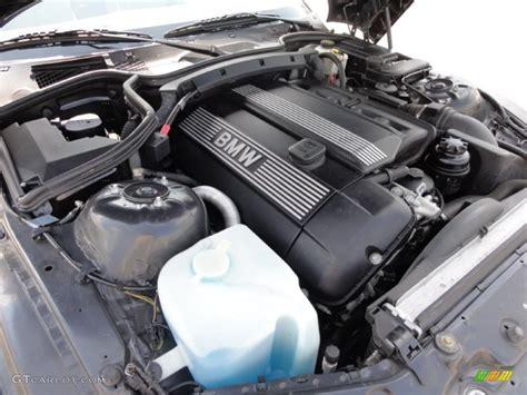 2002 Bmw Z3 3.0i Roadster 3.0l Dohc 24-valve Inline 6