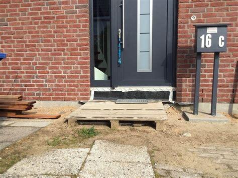 Außentreppe Für Den Hauseingang  Treppe Selber Bauen