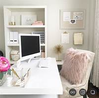 interesting home office ideas for women Every female creative deserves a beautiful and inspiring home office. Designed with the creative ...