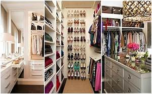 Nice And Small Walk In Closet Organization Ideas Surripui ...