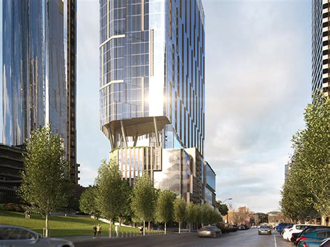 architectures post covid  tower design unveiled