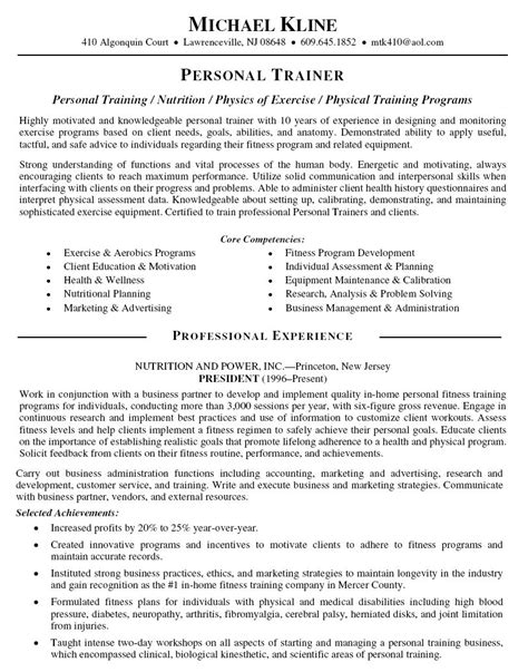Resume Writing Business Software by Profile Resume Exles Bfecf Best Personal Business