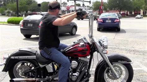 Harley Davidson Motorcycle. I Miss My Baby Already