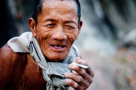 Old People Cham Island  Homestay Bai Huong