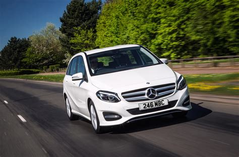 Review Mercedes B Class by Mercedes B Class Review 2017 Autocar