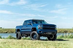 #203 2015 Chevrolet Silverado 1500 blue