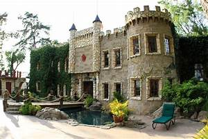The Hollywood Castle Los Angeles Rental & Film