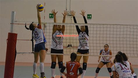 Volley Volta Mantovana by Serie C Girone C L Enercom Spaventa La Capolista Volta
