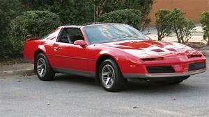1984 Pontiac Firebird - Overview