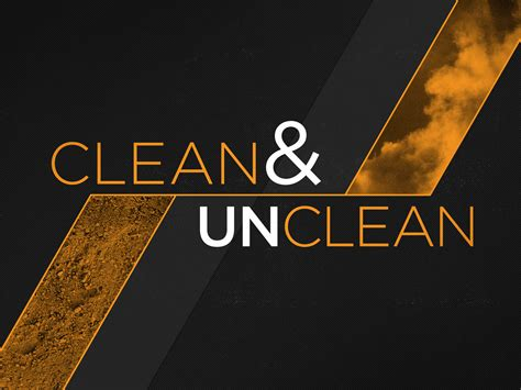unclean clean numbers god still sermon title hindering filed audio under
