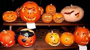 Tete De Citrouille Pour Halloween : id es de d corations pour l 39 halloween 2015 d corer sa maison ~ Melissatoandfro.com Idées de Décoration