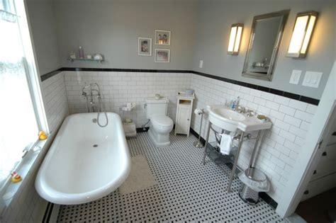 black  white bathroom traditional bathroom