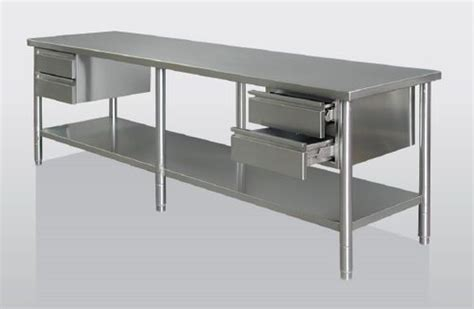 how to install a backsplash in a kitchen best 25 stainless steel prep table ideas on 9751