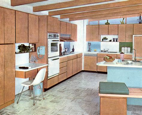 mid century modern kitchen remodel ideas retro renovation remodeling decor and home improvement for