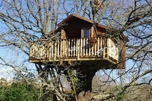 Constructeur Cabane Dans Les Arbres : cabane pour enfants cabaneo ~ Dallasstarsshop.com Idées de Décoration