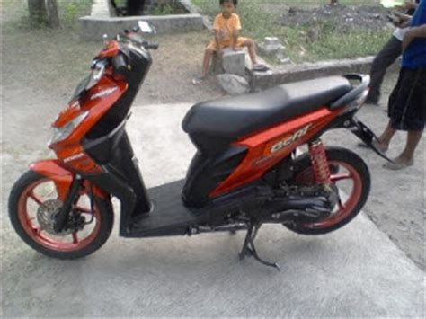 Modif Filter Udara Mio by Honda Beat Modif Simple Saja Oto Trendz