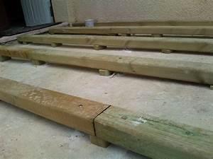 Dalles Beton Terrasse : terrasse composite dalle beton ~ Melissatoandfro.com Idées de Décoration