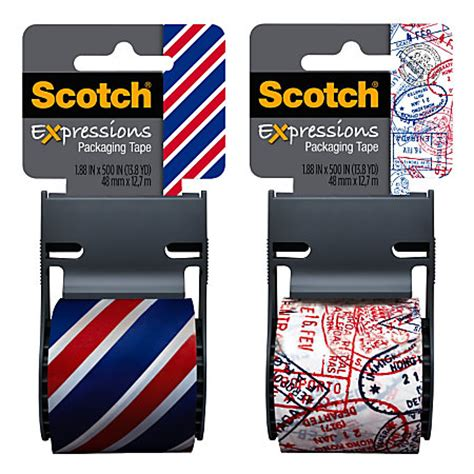 Scotch Decorative Mailers by Scotch Decorative Shipping And Packaging With