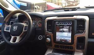 104quot Vertical Screen Android Navi Radio For Dodge Ram