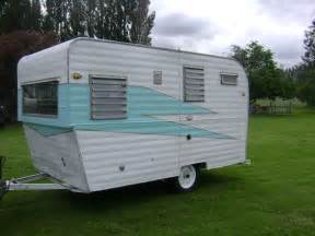 Vintage Canned Ham Travel Trailers for Sale