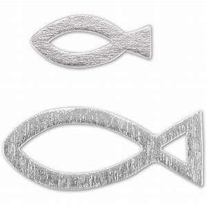Deko Fische Zum Aufhängen : deko christenfische fische 24 holz streuteile silber gold ~ Lizthompson.info Haus und Dekorationen