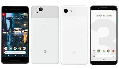 pixel 3 vs pixel 2 what s new comparison phoneradar